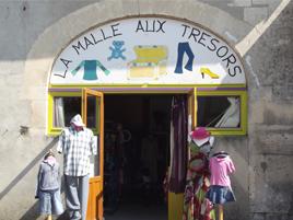 La Malle aux Trésors : Chevanceaux
